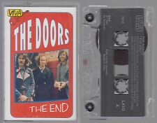 THE DOORS cassette THE END 1993 Viva Italy (Live 1968-1970)