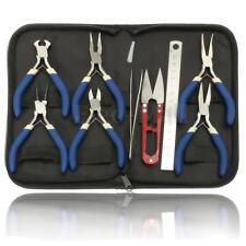 9pcs/Set Mini Flat Jewellery Pliers Wire Wrapping Making Beading Tools Kit