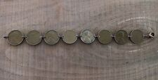 Lincoln Wheat Penny Coin Jewelry Bracelet! Vintage Antique