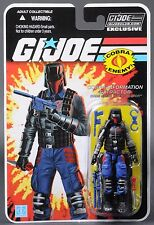 2016 GI Joe Cobra Interrogator Club Exclusive Subscription FSS 4.0 MOC