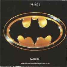 "PRINCE - BATDANCE 1989 GERMAN 3"" MINI CD SINGLE CARD SLEEVE"