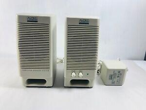 Altec Lansing ACS90 Desktop Computer Multimedia Speaker System, PC Speakers