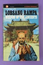 Lobsang Rampa Wisdom of The Ancients 1975 Corgi Paperback
