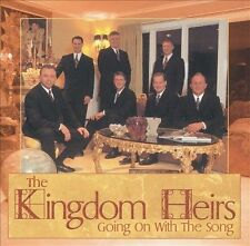 DAMAGED ARTWORK CD Kingdom Heirs: Going on With the Song