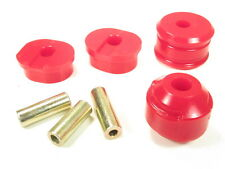 Energy Suspension Polyurethane Engine Motor Mount Inserts for 05-07 Scion tC Red