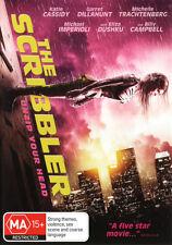 The Scribbler  - DVD - NEW Region 4