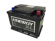 ENERGY XL 075 CAR BATTERY FIAT, FORD, HONDA, HYUNDAI, JAGUAR, NISSAN