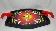 Vintage Milton Bradley Crossfire Game 30 Steel Balls 2 targets 1988