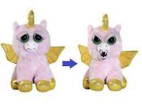 Ali Cornball Alicorn Growling Fiesty Pet Unicorn Pegasus