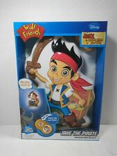 """NEW! Wall Friends """"Jake and the Never Land Pirates"""" Talking Room Light"""