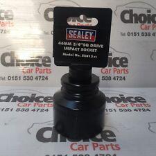 "Sealey SX013 Impact Socket 46mm 3/4""Sq Drive"