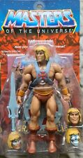 Ultimate He Man Super 7 figure sealed and shipper