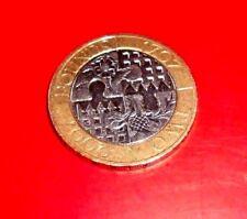 £ 2 Due Pound atto di unione Coin 2007 Great British Coin Hunt COLLECTION BUONE COND