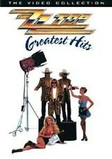 ZZ TOP 'GREATEST HITS THE VIDEO COLLECTION' DVD NEU