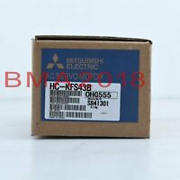 1PC New Mitsubishi HC-KFS43B AC Servo Motor One year warranty Fast delivery