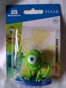 "Disney Pixar MONSTERS INC  Figure Character Toys Collectibles ""Mike Wazowski"""