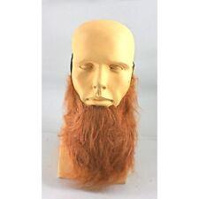 Beard Costume Red Viking Leprechaun Fake Chin Beard