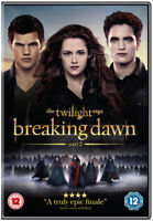 The Twilight Saga: Breaking Dawn - Part 2 DVD (2013) Kristen Stewart, Condon