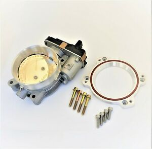 Soler Prf. Mod. Throttle Body; 95mm (100mm Eff) Corvette 7 , Camaro 6 , CTS-V
