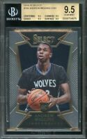 2014-15 select #100 ANDREW WIGGINS timberwolves rookie BGS 9.5 (9.5 9.5 9.5 9.5)
