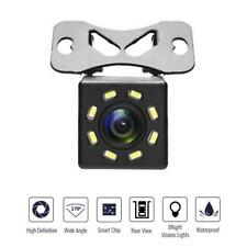 8 LED Night Vision Car Rear View Camera Wide Angle HD Backup Parking Reverse RT!