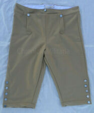 Revolutionary war tan wool breeches