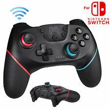 For Nintendo Switch Wireless Pro Controller Gamepad Joypad Joystick Remote