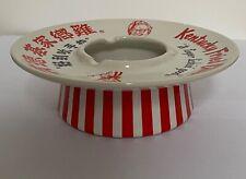 More details for kfc ceramic vintage advertising collectable ashtray rare 1970's goh ban huat vgc