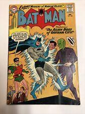 Batman (1963) # 160 (VG) The Alien Boss Of Gotham City