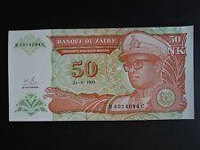 """ZAIRE RDC 50 NK de 1993 état neuf  """"unc"""""""