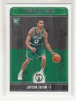 JAYSON TATUM 2017-18 Panini NBA Hoops #253 Rookie RC Boston Celtics Mint HOT
