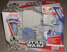 New Toys R Us Exclusive Playskool Heroes Galactic Heroes Star Wars AT-AT Walker