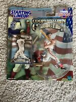 1999 Starting Lineup Ted Williams MLB Boston Red Sox Cooperstown Collection NIB