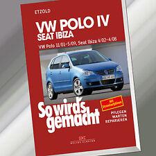 So wirds gemacht (Band 129) | VW POLO IV / SEAT IBIZA | Reparieren, Pflege(Buch)