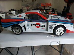 Tamiya Ta-04 LANCIA Rally 037
