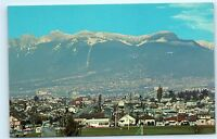 Grouse Mountain North Vancouver BC Canada Vintage Postcard B26