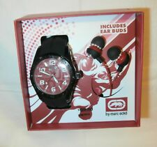 RHINO by MARC ECKO WATCH 0297074 Red Dial Face NWT RETAIL@ $120