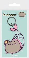 Pusheen the cat porte-clés caoutchouc Purrmaid 6 cm keychain 38769C