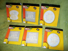 The Simpsons 2007 Sticky Notes 6 assorted sealed packs 75 sheets each Bart Homer