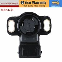 MD614735 TPS Throttle Position Sensor Fits For Mitsubishi Diamante Montero Sport