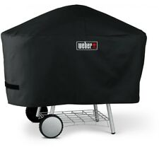 Weber 7112 Q 2000 and 3000 Series Premium Grill Cover 56.6�€x 22�€ x 39.3�€