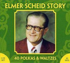 Scheid, Elmer - Scheid, Elmer - Story: 40 Polka`S And Waltzes CD NEW