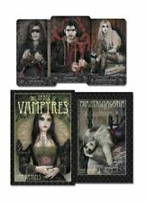 The Tarot of Vampyres by Ian Daniels 9780738711911 | Brand New