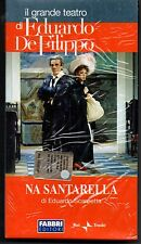 EDUARDO SCARPETTA - NA SANTARELLA - FABBRI-RAI 2003  -  VHS SIGILLATO