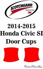 3M Scotchgard Paint Protection Film Clear Pre-Cut Fits 2014 2015 Honda Civic SI