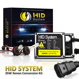 HidSystem 35W 55W Big Metal Xenon HID Kit for Chevrolet Silverado 2500 HD 2000-2