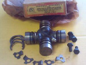 Vintage NOS 1949-59 FORD, MERCURY RAMBLER, HUDSON, NASH U-Joints #J313