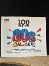 100 Hits - 80s Dance (New Version), Various Artists, Good Box set