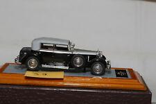 Mercedes (39) 770 K - cabriolet 1930 - ILARIO - 1/43