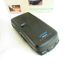 Whistler Q2000 High Performance Triband Radar Detector New in Box